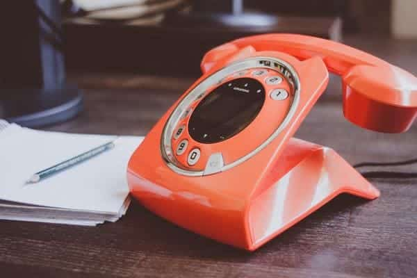 Prendre contact sans faire pression pour garder le client