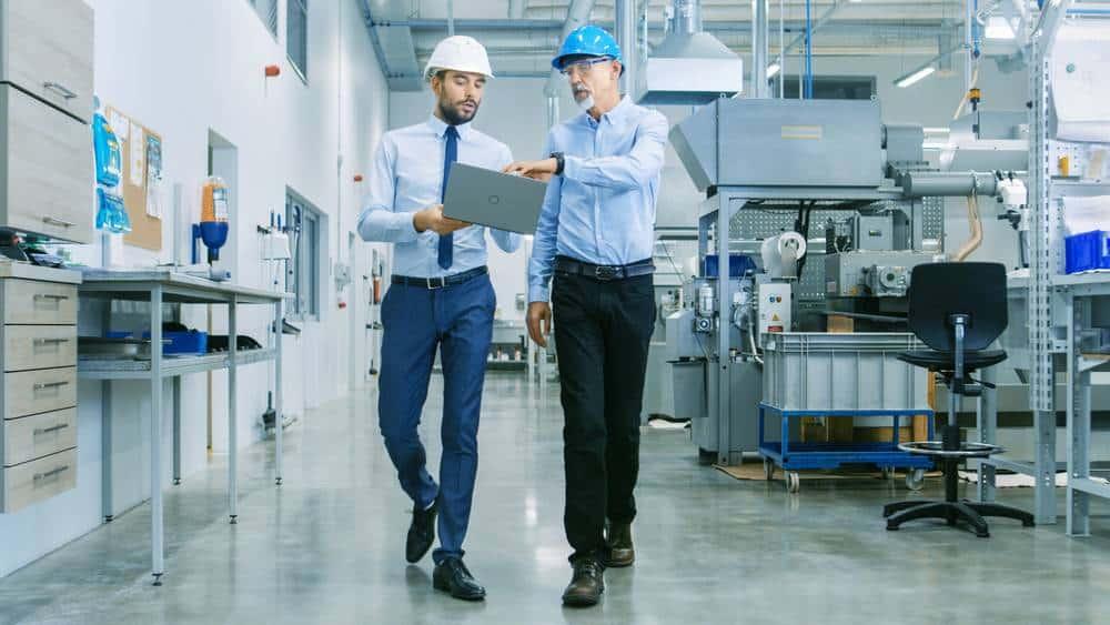 Ingénieur de production : le portage salarial et vous-1