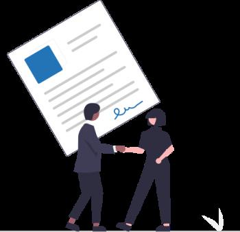 Agreement - contrat signature